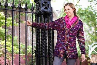 Hudson Sweater Knit-A-Long Kit