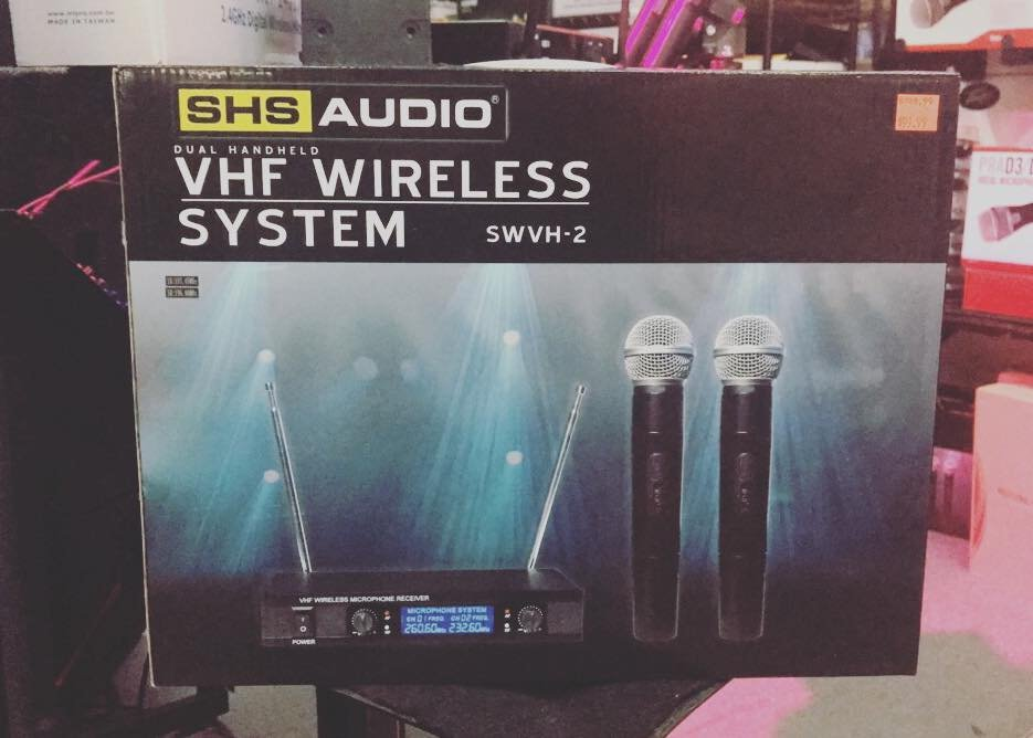 SHS Audio SWVH-2