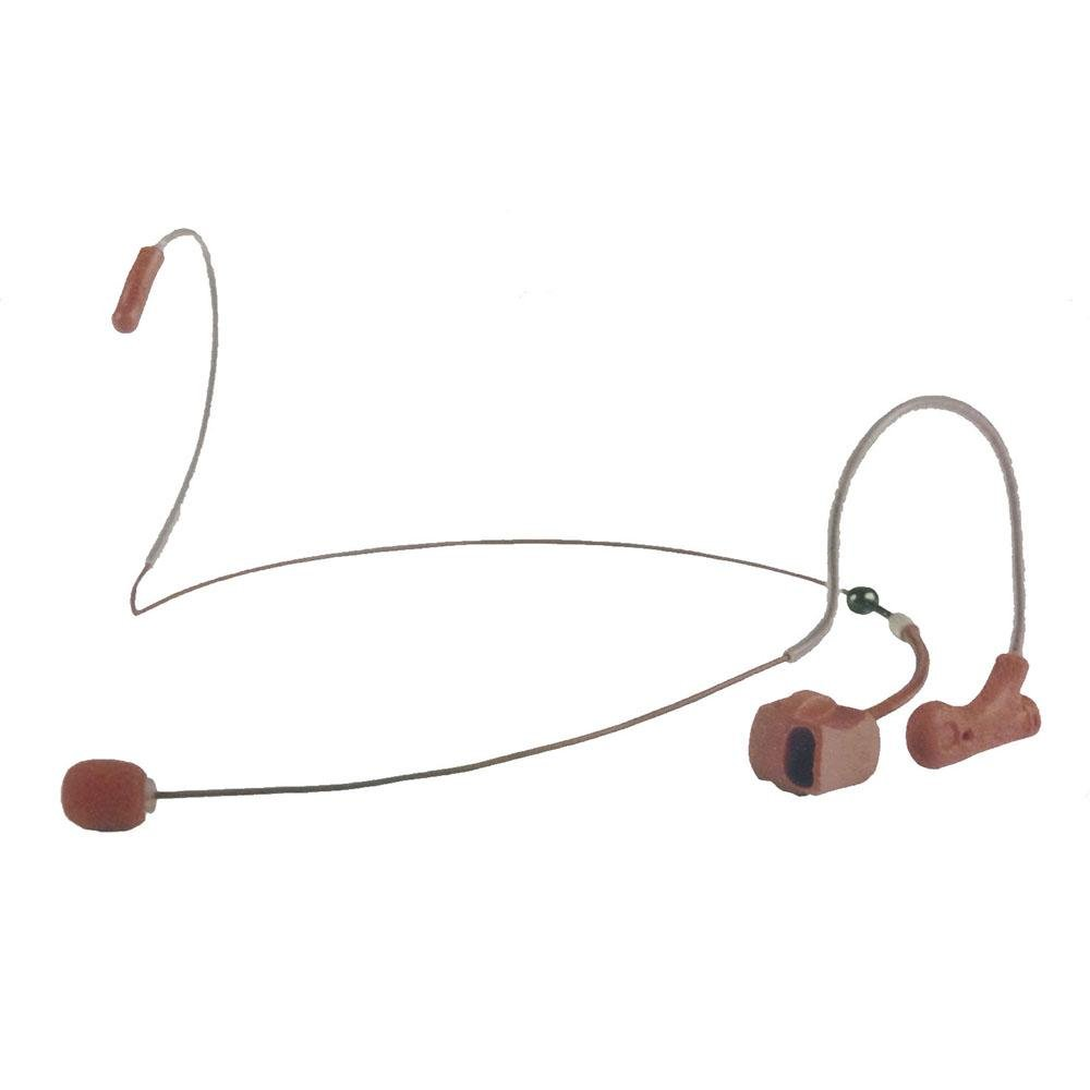 APEX 575C  Headset Condenser Mic - Cocoa