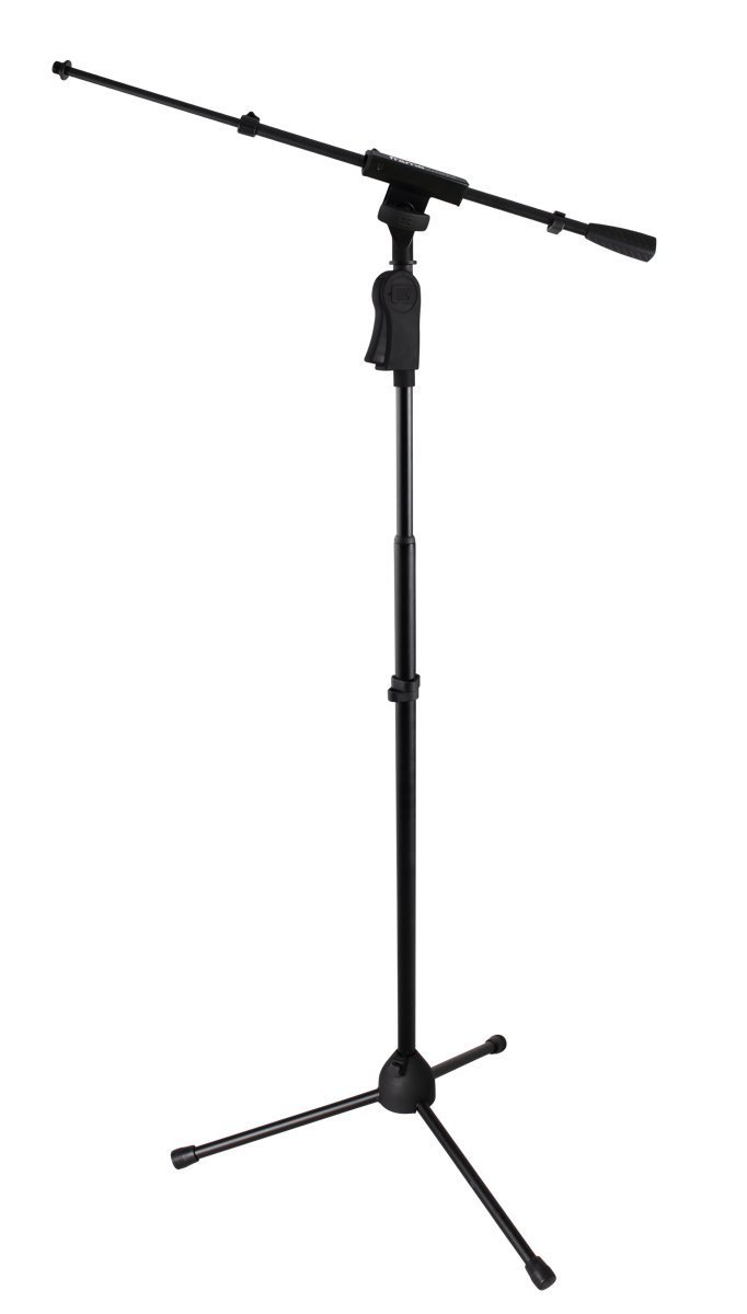 Gator Deluxe Tripod Mic Stand with Telescoping Boom