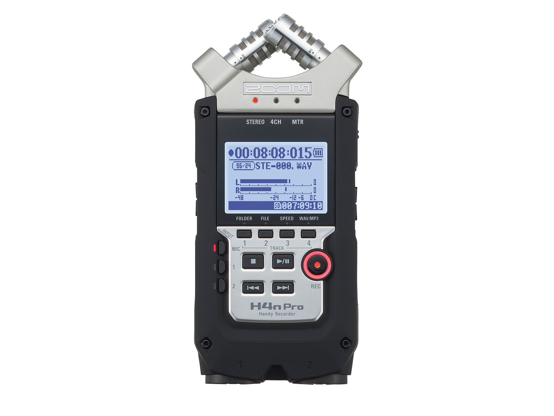 Zoom H4n Pro Handy Recorder Instant Rebate- End 03/25/2019