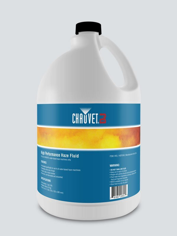 Chauvet Performance Haze Fluid  (gallon)