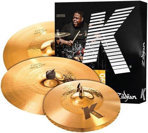 K Custom Hybrid Cymbal Set