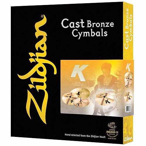 K Zildjian Cymbal Set