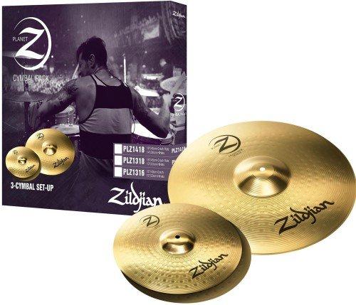 Planet Z 3 Cymbal Set (14/18)