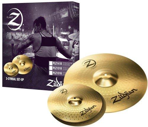 Planet Z 3 Cymbal Set (13/18)