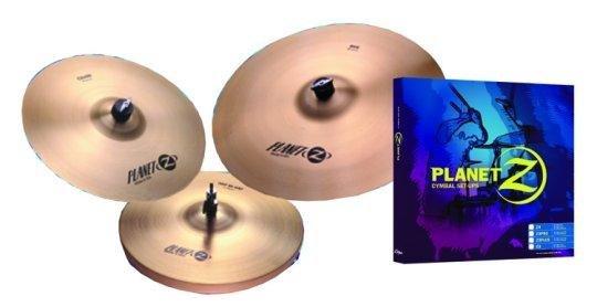 Planet Z 3 Cymbal Set (13/16)