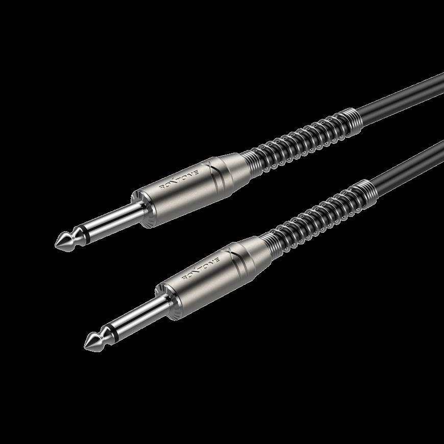 Roxtone 6,3mm mono Jack plug - 6,3mm mono Jack plug