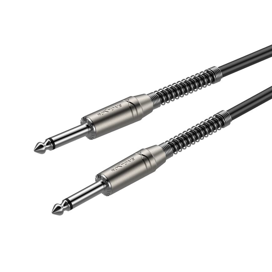 SGJJ100L6 6,3mm mono Jack plug - 6,3mm mono Jack plug