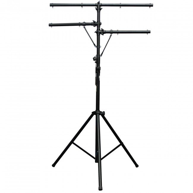 Lighting Stand T-Bar & 2 Side Bars 12 ft Height