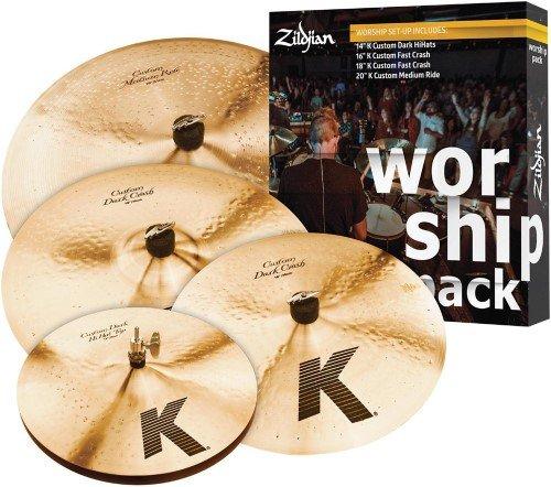 K Custom Worship Cymbal Set