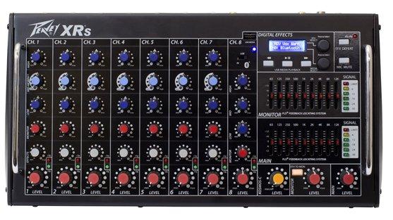 XR S Powered Mixer