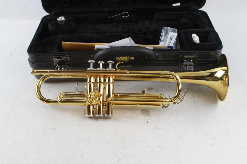 Yamaha YTR-200ADII advantage Trumpet