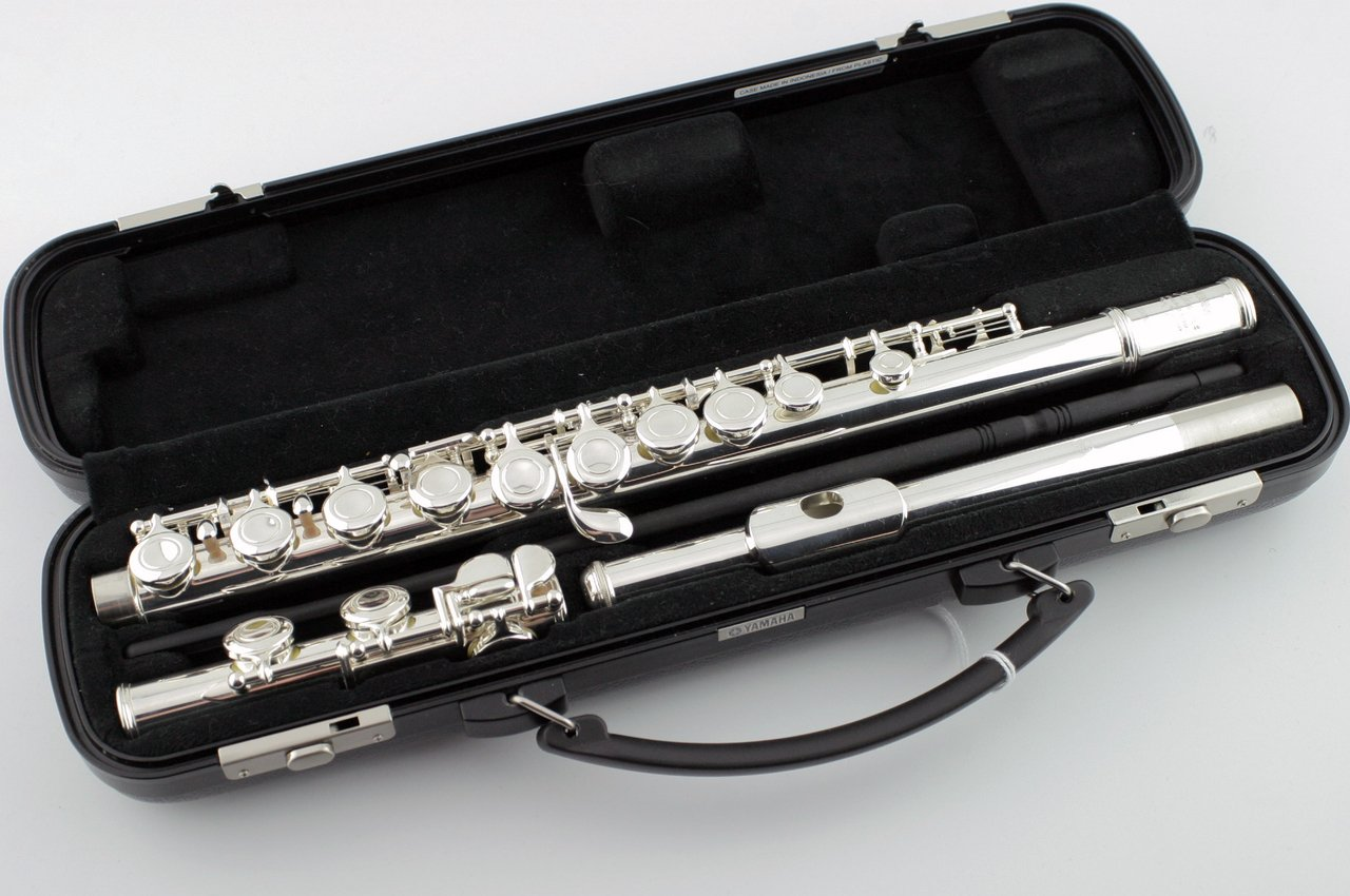 Yamaha Advantage Flute YFL-200ADII