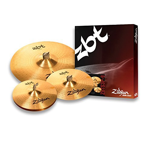 ZBT 3 Cymbal Cymbal Set (13/14/18)
