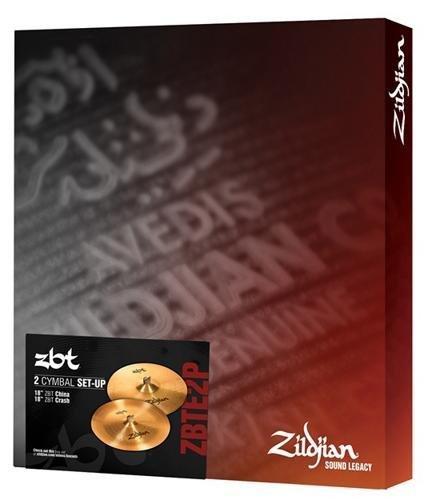 ZBT Expander Cymbal Set