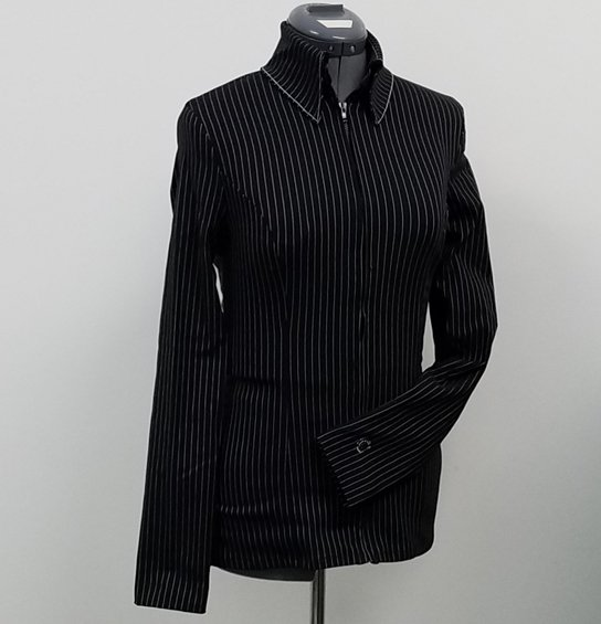 ULTIMATE BLACK PINSTRIPE