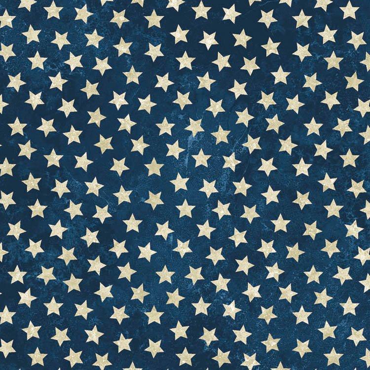 Northcott Stonehenge STARS & STRIPES