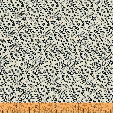 Windham Fabrics RHAPSODY IN BLUE by Mary Koval