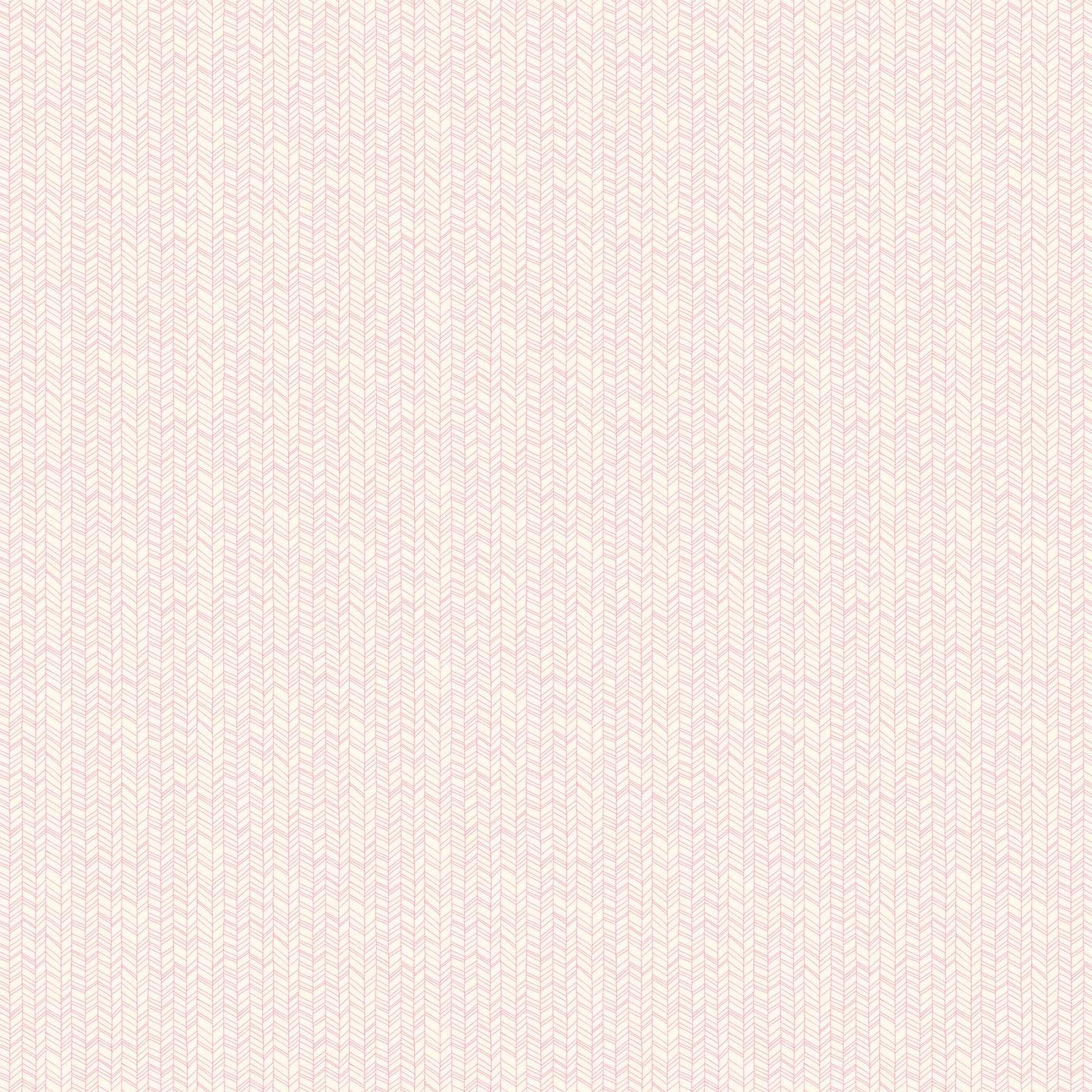 FIGO Fabrics Mountain Meadow CHEVRON (Pink)