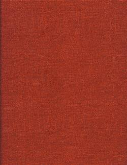 Benartex BURLAP (Red)