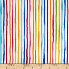 Happy Stripe from Loralie Designs