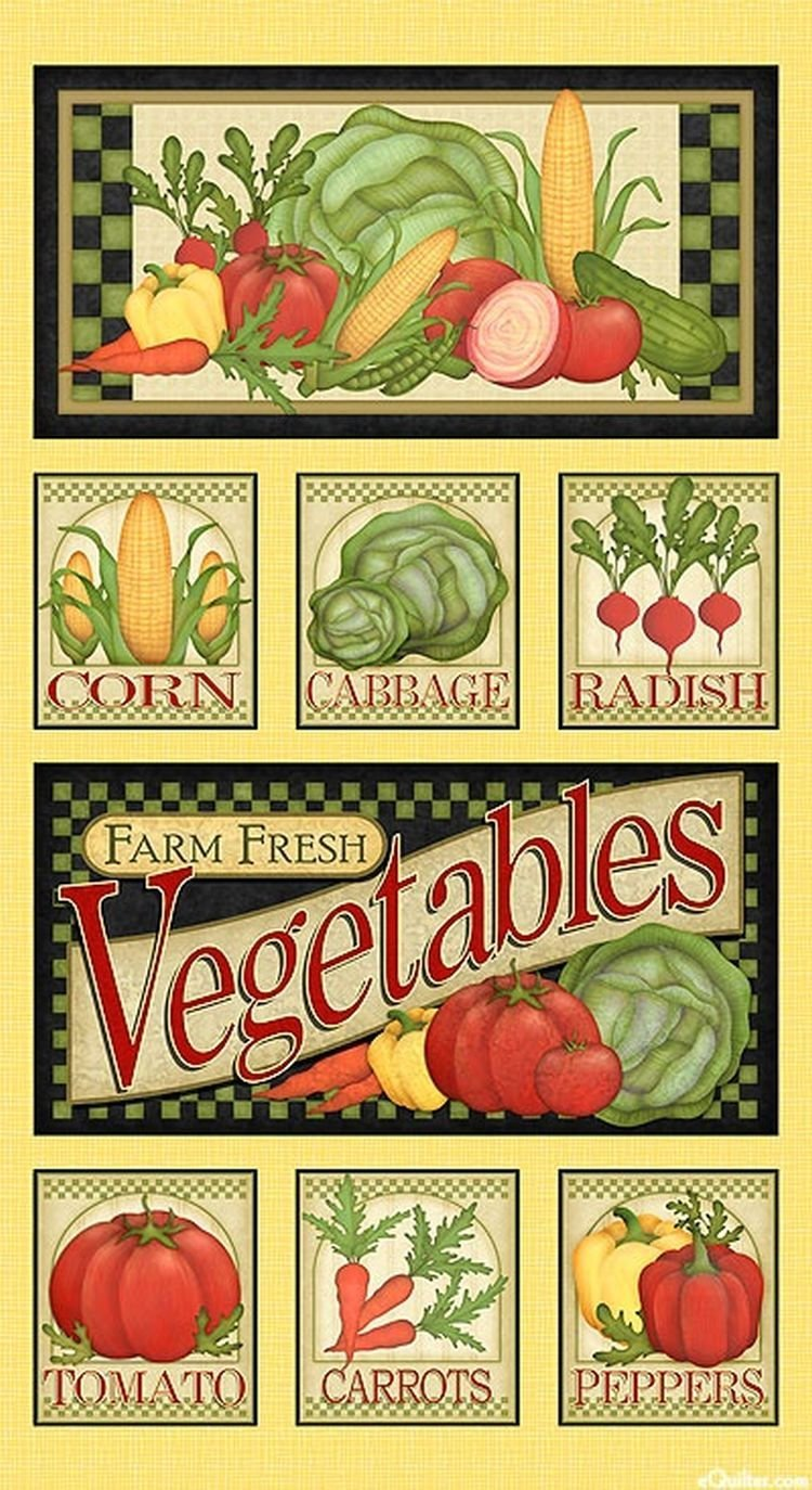 FARM FRESH PANEL by VIP Exclusive