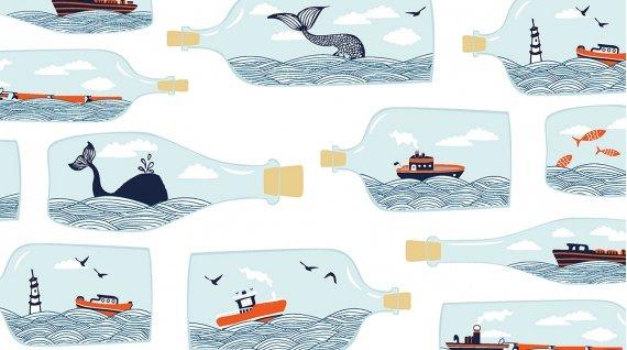 Dear Stella HOOK, LINE & SINKER - I Don't Give A Ship
