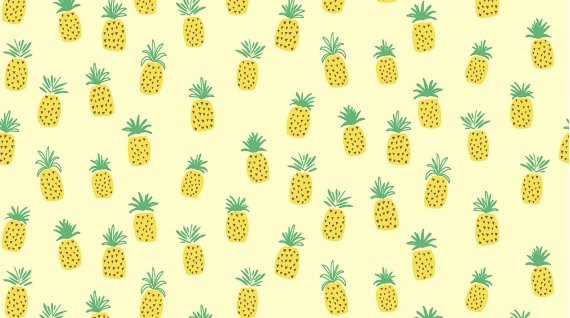 Dear Stella Pineapples KNITS