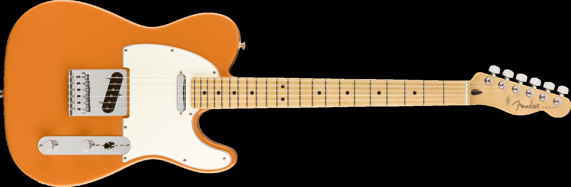 Fender Player Series Telecaster - Capri Orange