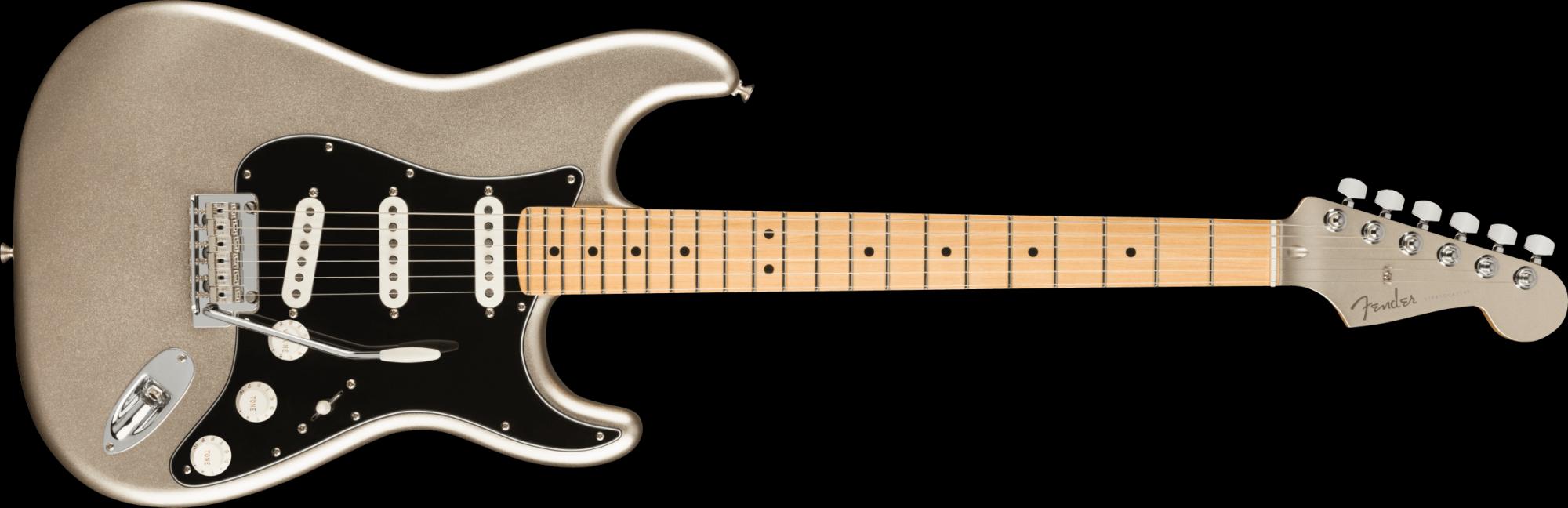 Fender 75th Aniversary Strat w/ gig bag