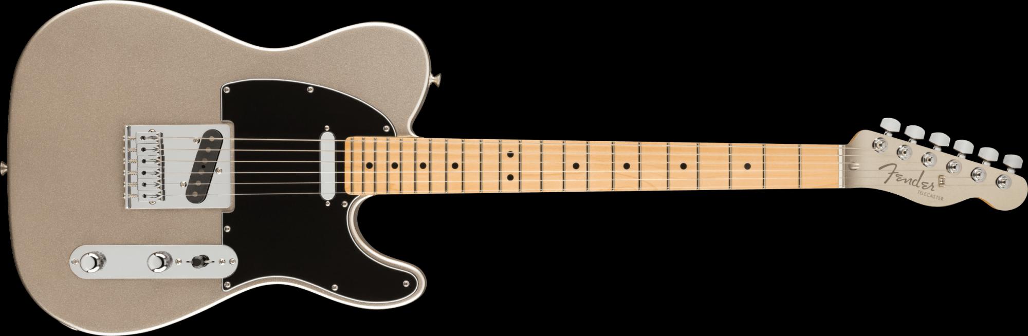 Fender 75th Anniversary Edition Telecaster w/ gig bag