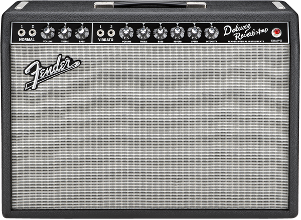 '65 Deluxe Reverb By Fender