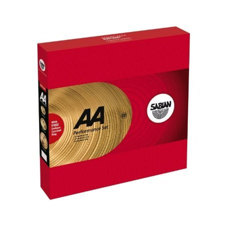 Sabian AA Performance Set, 14, 16, 20