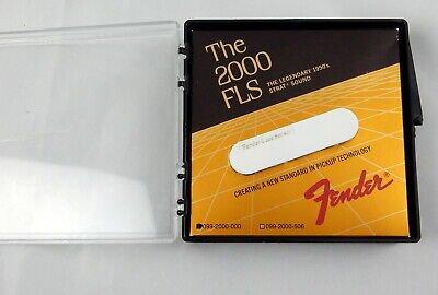 Fender The 2000 FLS Lace Sensor Guitar Pickup - White