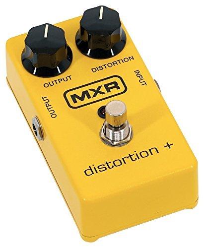 MXR M104 Distortion + Guitar Effects Pedal