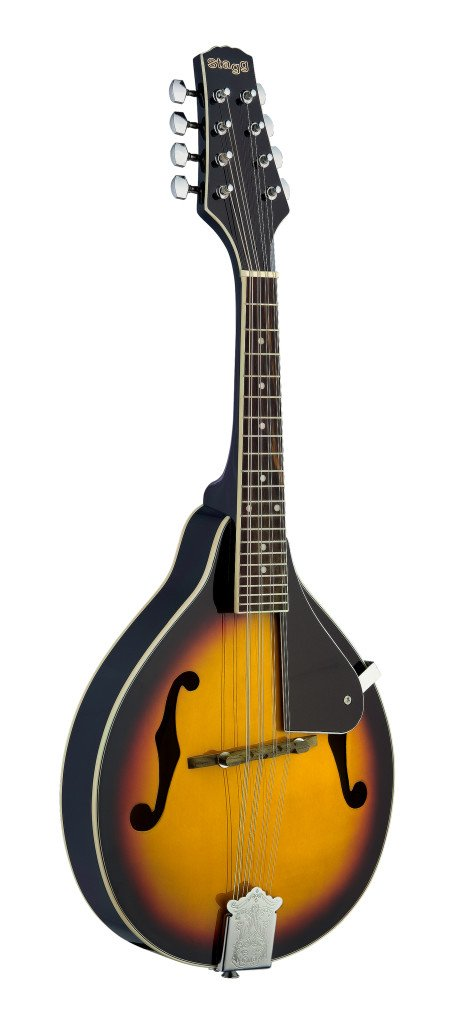 Stagg Bluegrass Mandolin with basswood top