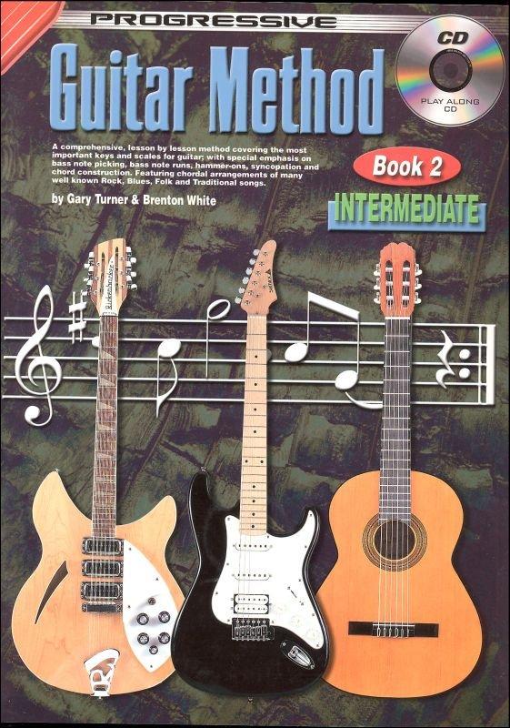 Progressive Guitar Method - Book 2 - Intermediate