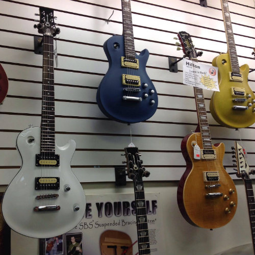 Instrument Repair - Albany music center