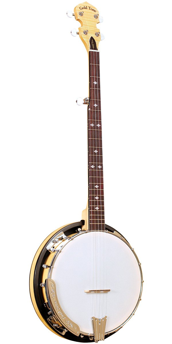 Gold Tone CC-100RW: Cripple Creek Resonator Banjo w/Wide Fingerboard