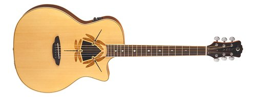 Oracle Dragonfly Grand Concert Cutaway Acoustic-Electric Guitar