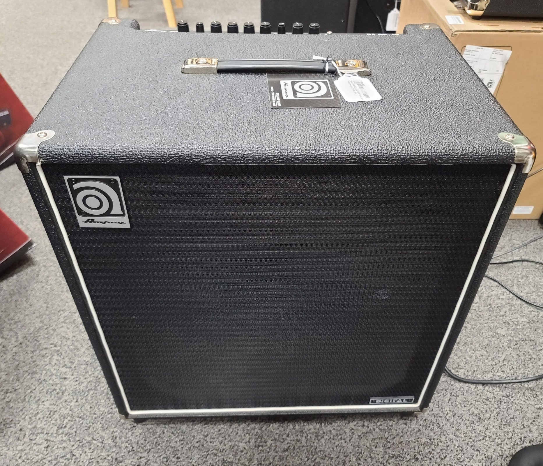 Used AMPEG BA210SP Bass Amp