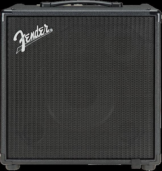 Fender Rumble Studio 40 Bass Combo Amplifier 1x10 40w 1-ch 120v Amp W/ Effects