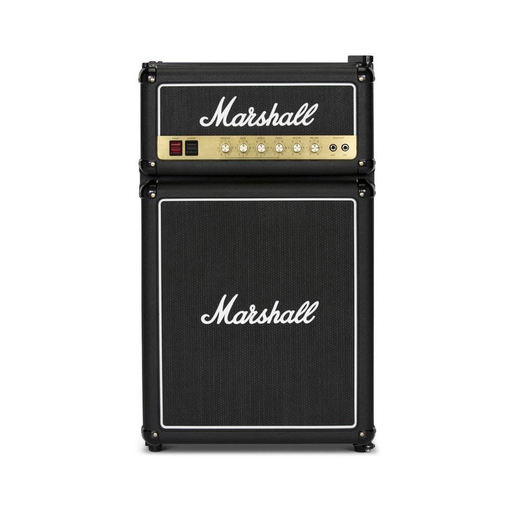 Marshall Amplification Black Edition 3.2 Medium Capacity Bar Fridge