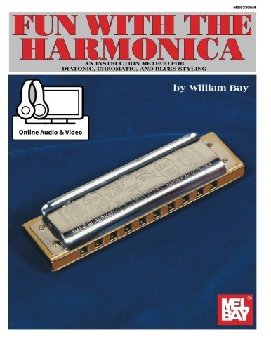 Fun with the Harmonica by Mel Bay