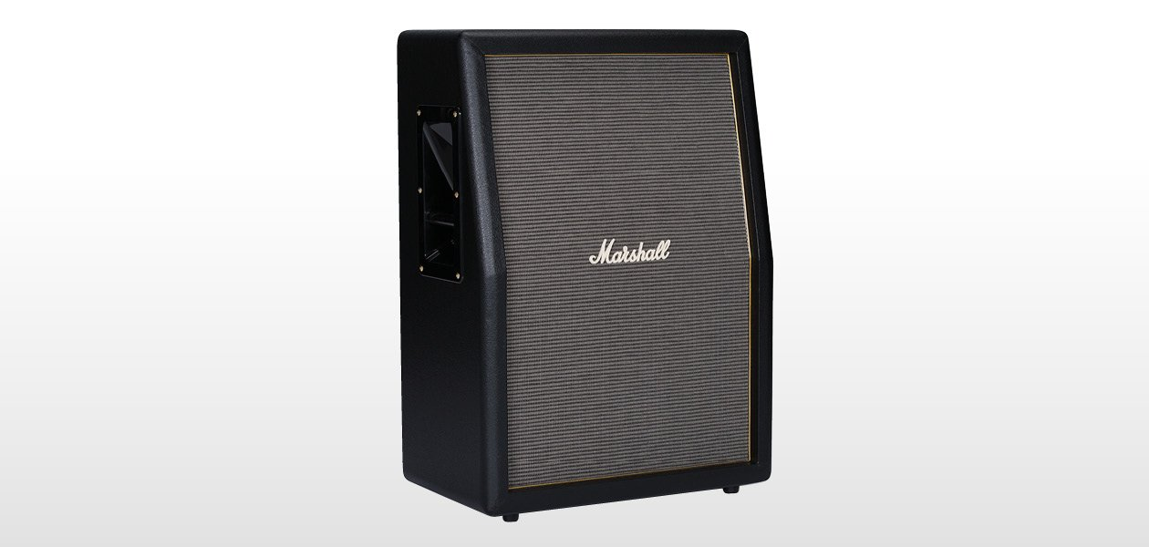 Marshall Origin 2x12 Angled Speaker Cabinet