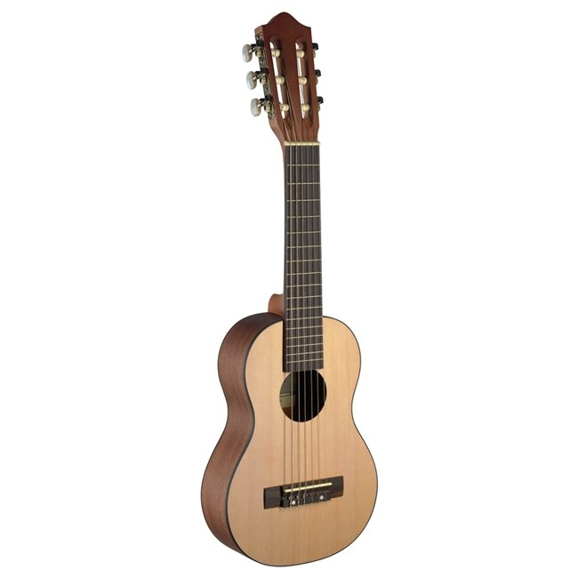 Stagg 6 String Ukulele - Classical Nylon Strings