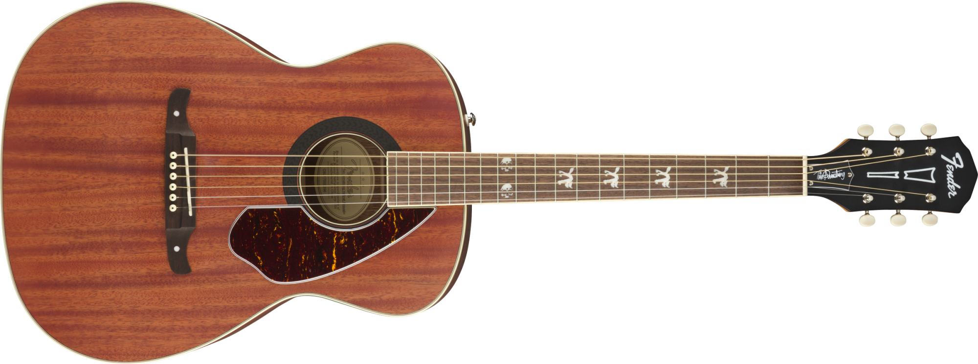 Fender Tim Armstrong Hellcat Acoustic/Electric Guitar