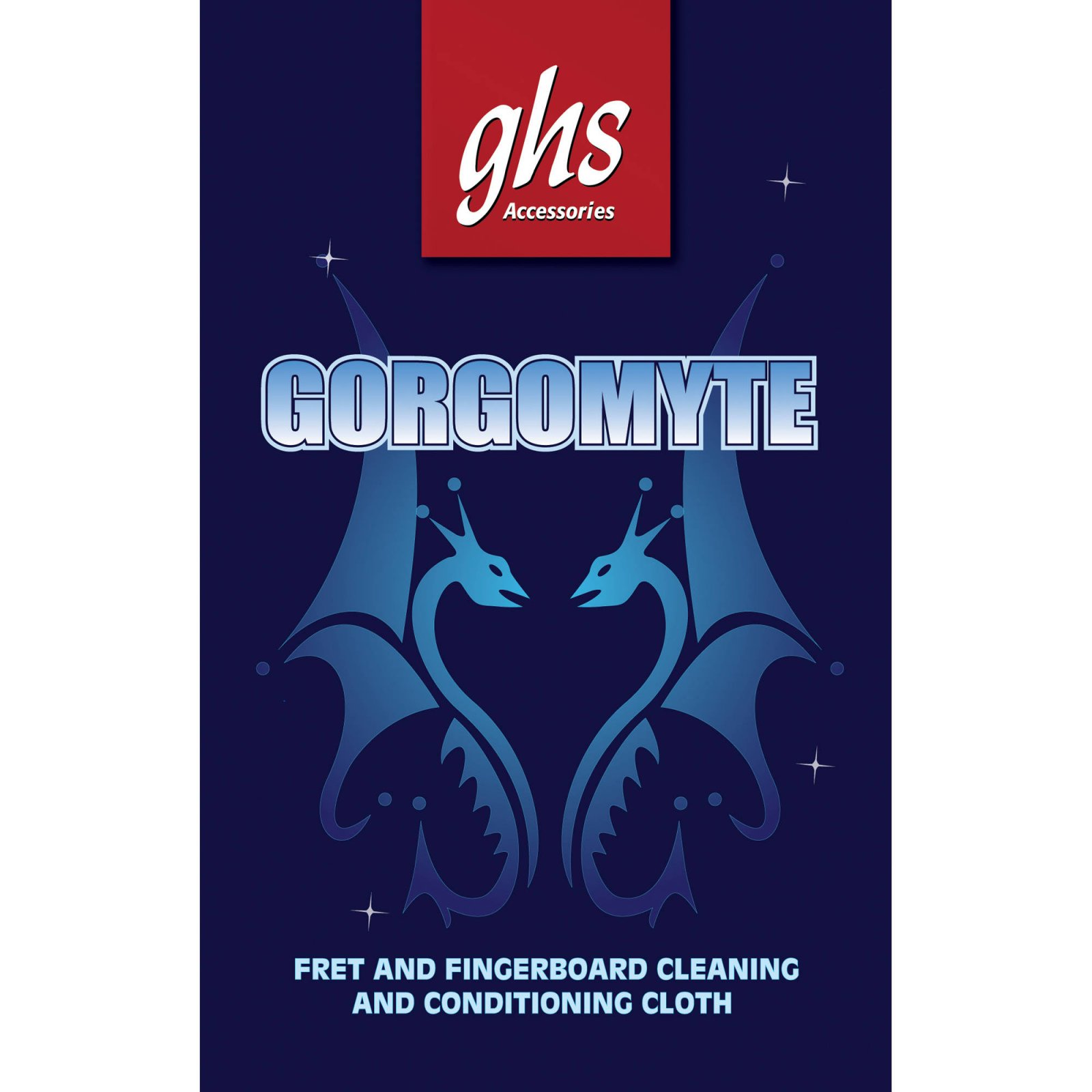 GHS Gorgomyte Cleaning & Conditioning Cloth