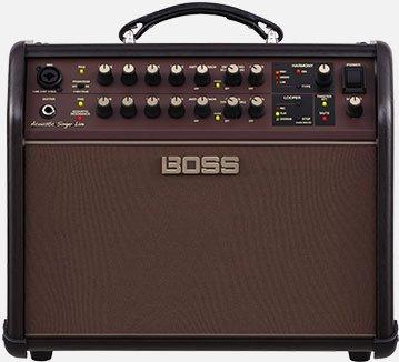 Boss Acoustic Singer Live Amp - 60 Watt Bi Amp